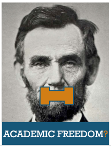 Gagged Lincoln